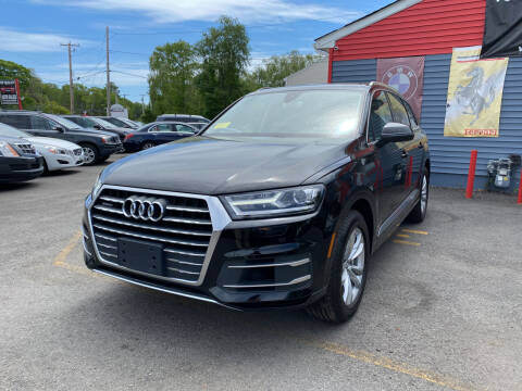 2017 Audi Q7 for sale at Top Quality Auto Sales in Westport MA
