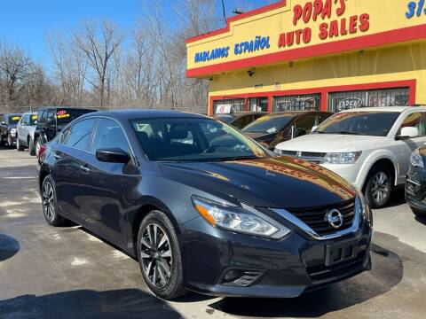 2018 Nissan Altima for sale at Popas Auto Sales in Detroit MI