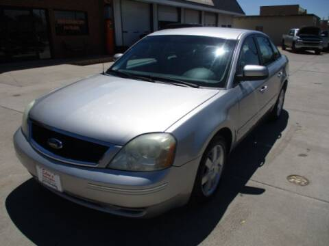 2006 Ford Five Hundred for sale at Eden's Auto Sales in Valley Center KS