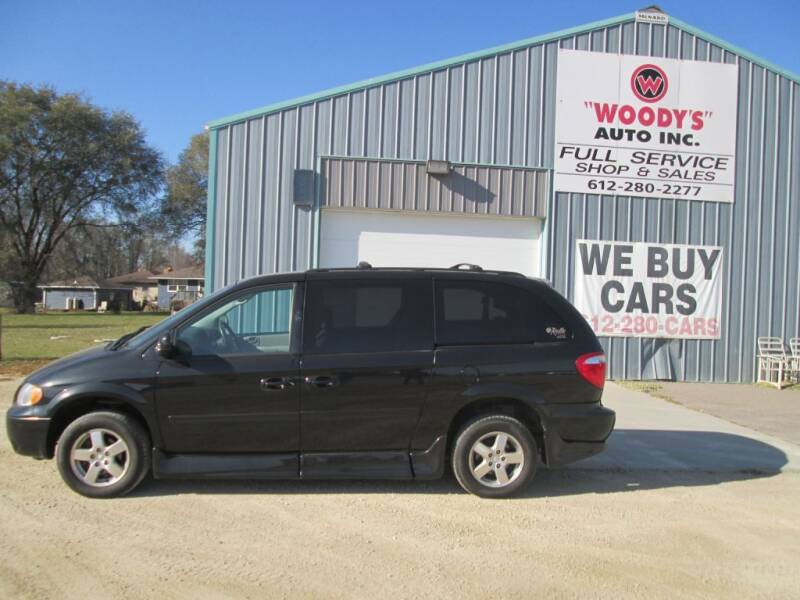 2007 Dodge Grand Caravan for sale at Woody's Auto Sales Inc in Randolph MN