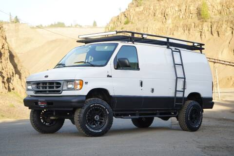 2000 Ford E-350 for sale at Beaverton Auto Wholesale LLC in Aloha OR