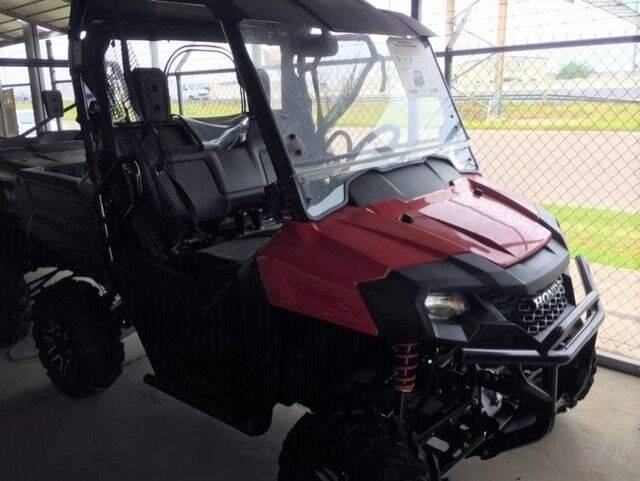 2021 Honda PIONEER 700-2 EPS DELUXE for sale at Irv Thomas Honda Suzuki Polaris in Corpus Christi TX