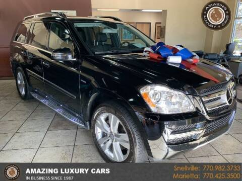 2011 Mercedes-Benz GL-Class for sale at Amazing Luxury Cars in Snellville GA