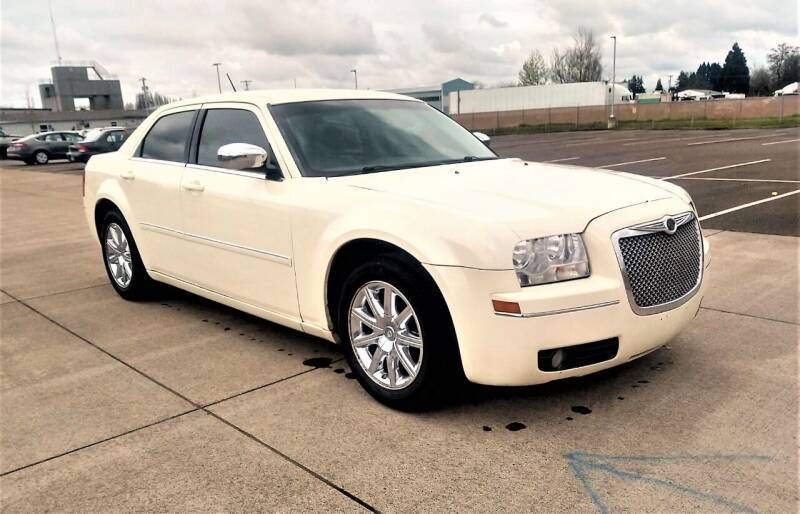2008 Chrysler 300 for sale at SWIFT AUTO SALES INC in Salem OR