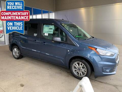 2021 Ford Transit Connect Wagon for sale at Ford Trucks in Ellisville MO