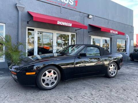 1990 Porsche 944 for sale at PARKHAUS1 in Miami FL