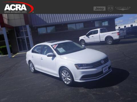 2017 Volkswagen Jetta for sale at BuyRight Auto in Greensburg IN