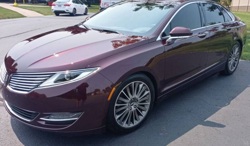 2013 Lincoln MKZ for sale at Columbus Car Warehouse in Columbus OH