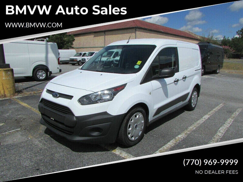 2016 Ford Transit Connect Cargo for sale at Work-Van.com in Union City GA