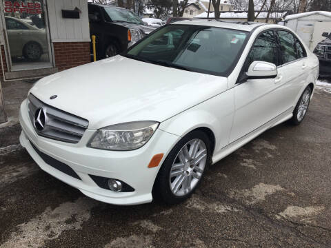 2009 Mercedes-Benz C-Class for sale at New Wheels in Glendale Heights IL