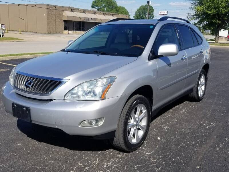 2009 Lexus RX 350 for sale at Vision Motorsports in Tulsa OK