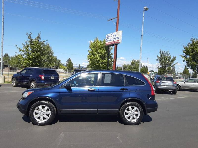 2007 Honda CR-V for sale at New Deal Used Cars in Spokane Valley WA