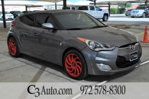 2013 Hyundai Veloster for sale at C3Auto.com in Plano TX