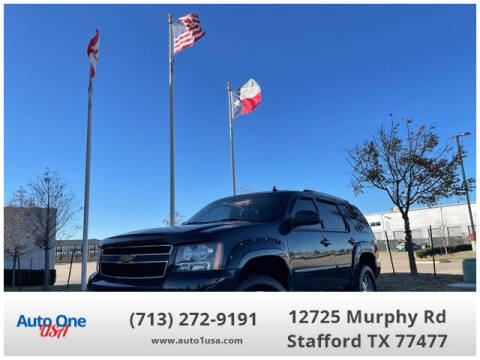 2007 Chevrolet Tahoe for sale at Auto One USA in Stafford TX