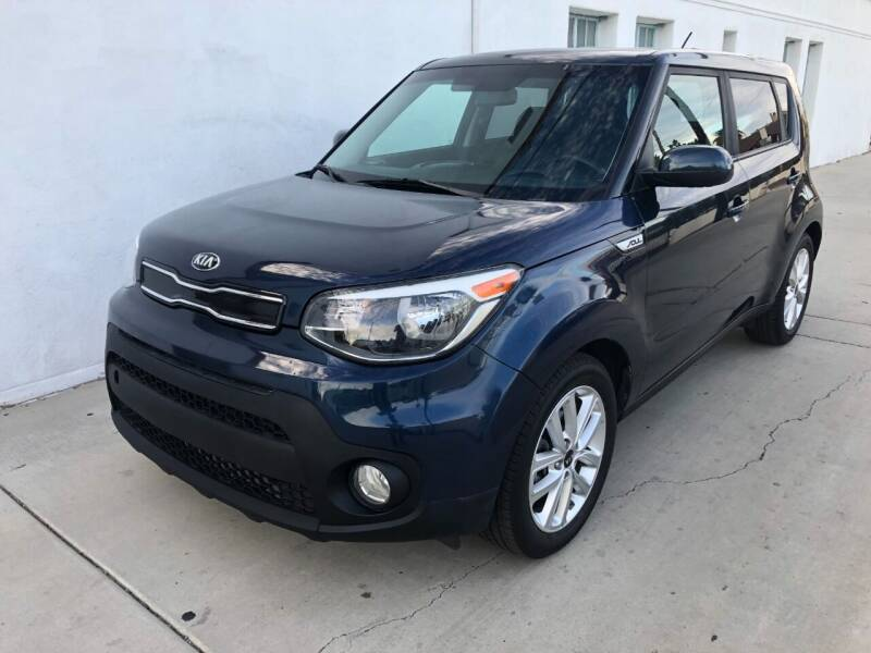2017 Kia Soul for sale at Korski Auto Group in San Diego CA