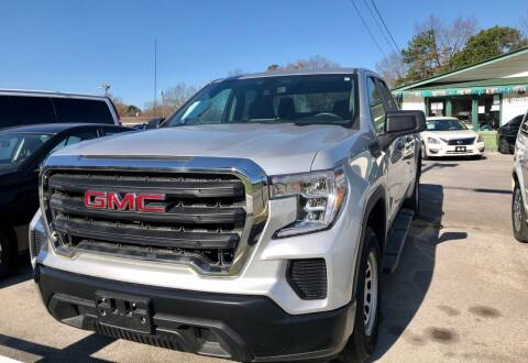 2019 GMC Sierra 1500 for sale at Morristown Auto Sales in Morristown TN