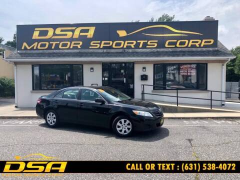 2011 Toyota Camry for sale at DSA Motor Sports Corp in Commack NY