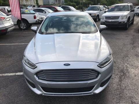2013 Ford Fusion for sale at Mitchell Motor Company in Madison TN