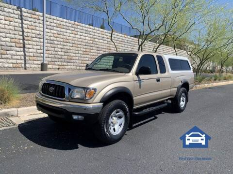 2004 Toyota Tacoma for sale at AUTO HOUSE TEMPE in Tempe AZ