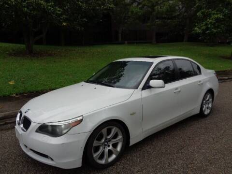 2004 BMW 5 Series for sale at Houston Auto Preowned in Houston TX