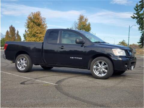 2005 Nissan Titan for sale at Elite 1 Auto Sales in Kennewick WA