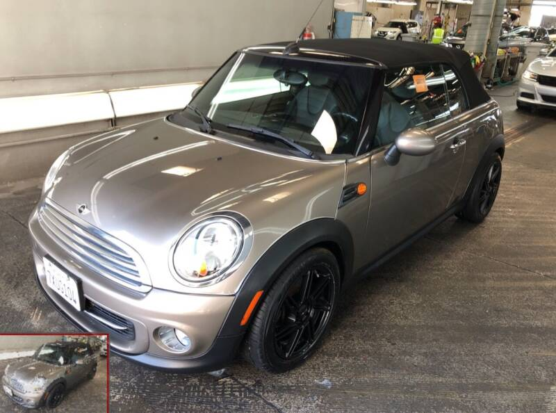 2013 MINI Convertible for sale at Northwest Euro in Seattle WA