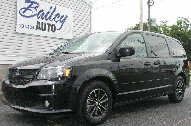 2017 Dodge Grand Caravan for sale at Bailey Auto LLC in Bailey MI