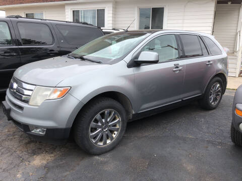 2007 Ford Edge for sale at Holiday Auto Sales in Grand Rapids MI