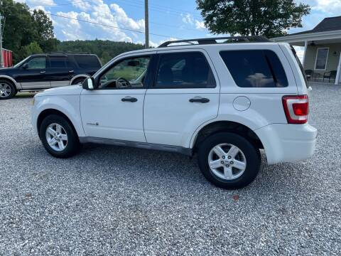 2009 Ford Escape Hybrid for sale at Judy's Cars in Lenoir NC