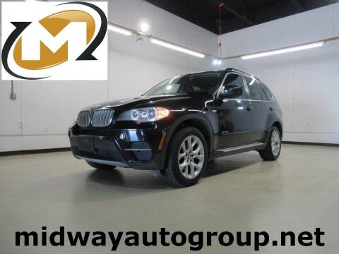 2013 BMW X5 for sale at Midway Auto Group in Addison TX