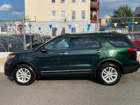 2013 Ford Explorer for sale at G1 Auto Sales in Paterson NJ