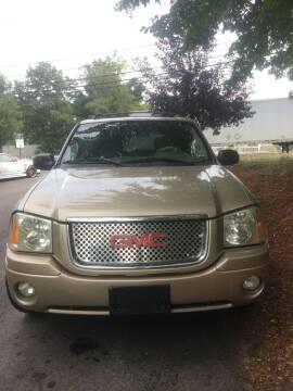 2004 GMC Envoy for sale at Stellar Motor Group in Hudson NH