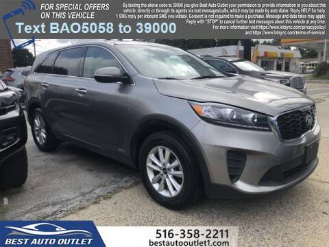 2019 Kia Sorento for sale at Best Auto Outlet in Floral Park NY