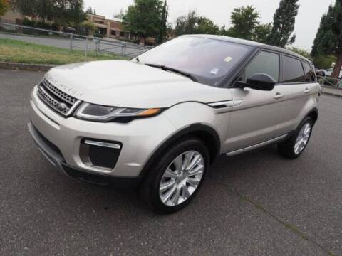 2017 Land Rover Range Rover Evoque for sale at Karmart in Burlington WA