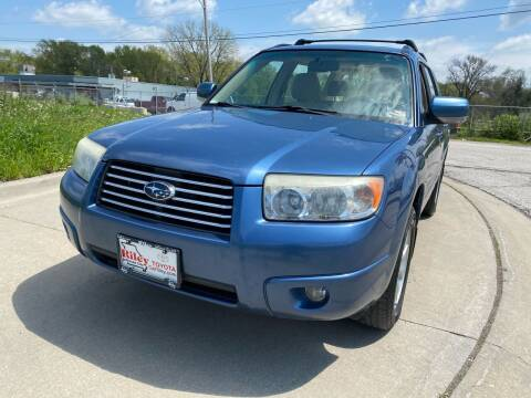 2008 Subaru Forester for sale at Xtreme Auto Mart LLC in Kansas City MO
