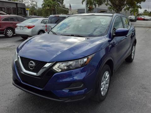 2020 Nissan Rogue Sport for sale at YOUR BEST DRIVE in Oakland Park FL