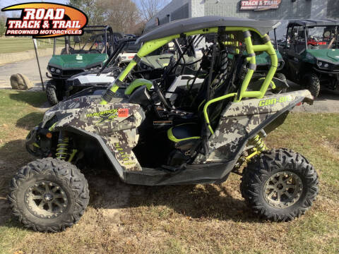 2015 Can-Am Maverick™ X® mr DPS for sale at Road Track and Trail in Big Bend WI