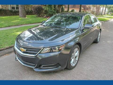 2015 Chevrolet Impala for sale at Amazon Autos in Houston TX