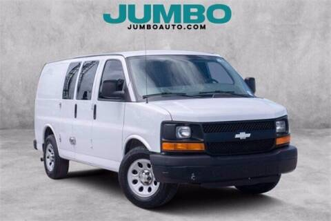 2013 Chevrolet Express Cargo for sale at JumboAutoGroup.com in Hollywood FL