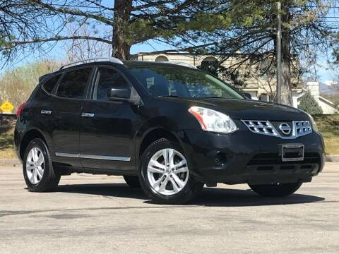 2013 Nissan Rogue for sale at Used Cars and Trucks For Less in Millcreek UT