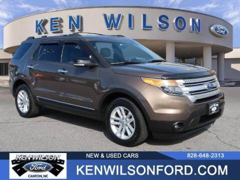 2015 Ford Explorer for sale at Ken Wilson Ford in Canton NC