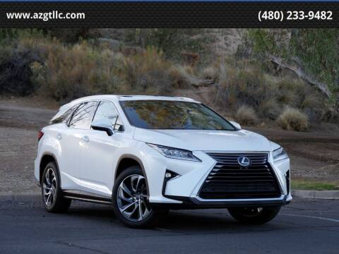 2018 Lexus RX 350L for sale at AZGT LLC in Phoenix AZ