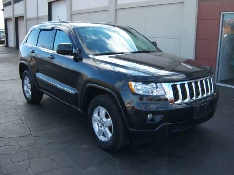 2012 Jeep Grand Cherokee for sale at Blatners Auto Inc in North Tonawanda NY