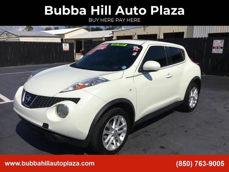 2012 Nissan JUKE for sale at Bubba Hill Auto Plaza in Panama City FL