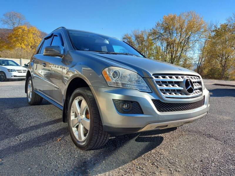 2011 Mercedes-Benz M-Class for sale at PMC GARAGE in Dauphin PA