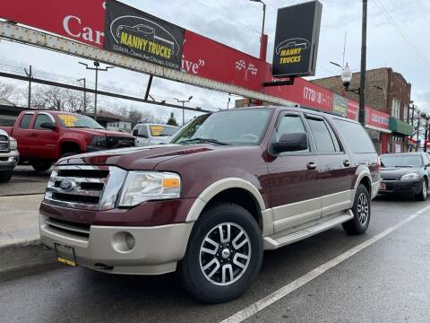 2010 Ford Expedition EL for sale at Manny Trucks in Chicago IL