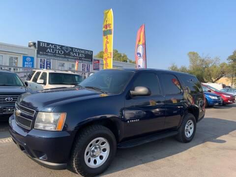 2008 Chevrolet Tahoe for sale at Black Diamond Auto Sales Inc. in Rancho Cordova CA
