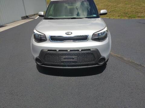 2016 Kia Soul for sale at Precision Glass, Inc. in Christiansburg VA