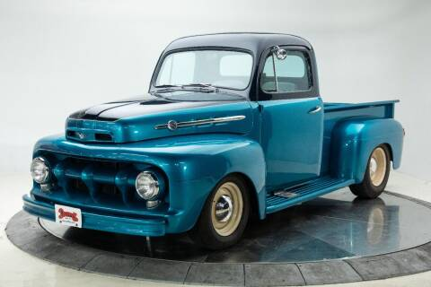 1952 Ford F-100 for sale at Duffy's Classic Cars in Cedar Rapids IA