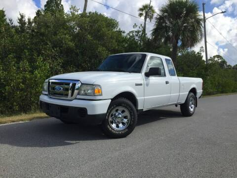 2008 Ford Ranger for sale at VICTORY LANE AUTO SALES in Port Richey FL